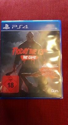 PS4 Spiel Friday the 13th The Game