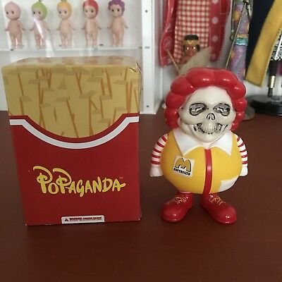 Popaganda Ron English MINI SIZE Ronald Mcdonald