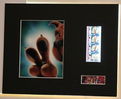 Scooby Doo 2 Film Cell Display