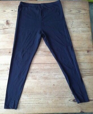 Red Herring Black Maternity Leggings Size 12