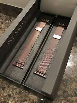 Apple Watch Band 38mm Rose Gold