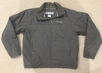 COLUMBIA - Mens Thick And Warm Brown Jacket - L