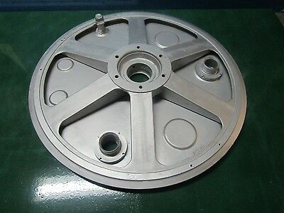 Used Wascomat  W124 Gable / Back Plate