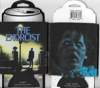 The Exorcist Movie Poster Image Huggie Can Cooler Koozie NEW UNUSED