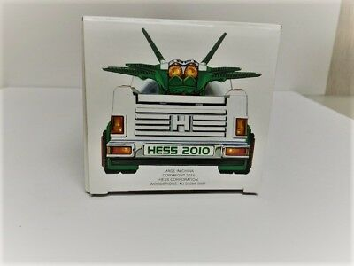 2010 Hess Toy Truck And Jet **new In Box**