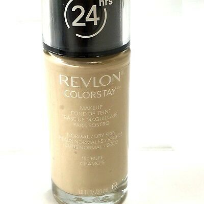 REVLON ColorStay Makeup for Normal/Dry Skin 150 Buff Chamois1 fl. oz.