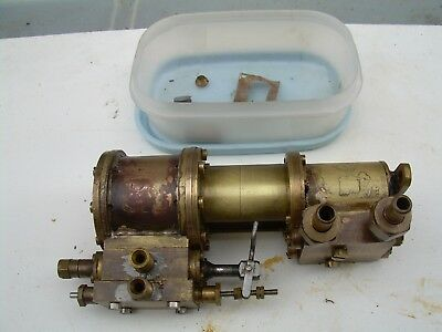 "Boiler steam feed pump - 5 1/2"" length"