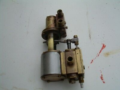 "Boiler steam feed pump - 3"" length"