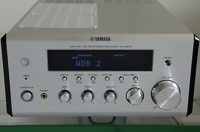 Yamaha RX-E810 Stereo-Receiver PianoCraft