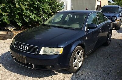 2004 Audi A4  2004 Audi A4 Quattro 3.0 Leather All NEW A/C system 148K mi LOADED - Bad Engine