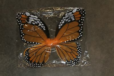 Monarch Butterfly Wings Dress Up Costume Party