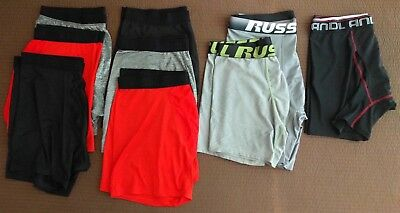 Mixed Lot of mens underwear - Under Armour - Reebok - American Eagle - Russell..