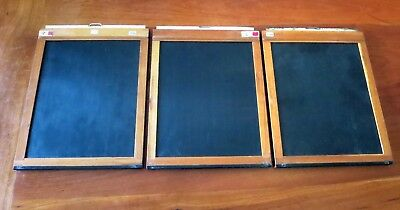LOT OF 3 VINTAGE ANSCO 8x10 CUT FILM HOLDERS