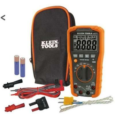 Klein Tools MM600 Auto-Ranging Digital Multimeter 1000V NEW