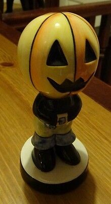 Lorna Bailey PUMPKIN HEAD limited edition 2/3 Excellent Condition FREE P&P