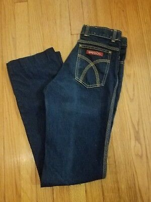 Vintage Sasson Classic 70s-80's Jeans made in USA Sz 27Waist 32Long