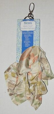 Norwex Butterfly Optic Scarf Soft Microfiber to Clean Glasses Cell Phone Jewelry