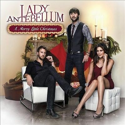 A Merry Little Christmas [EP] by Lady Antebellum (CD, Oct-2010, Capitol)