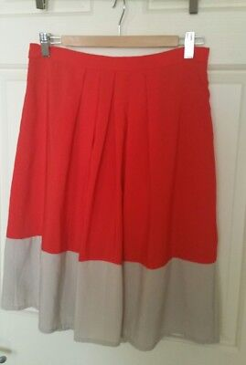 Jacqui e skirt in sz 10, great cond