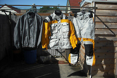 BMW Savanna Riding Suit with Gore Tex Inners