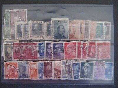 Italy - used stamps