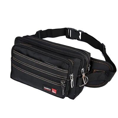 Extra Large Waist Bag Bum Bag Money Pouch -traveling, cycling, camping, Working
