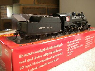 Bachmann 2-6-0 Steam Locomotive DCC with Sound