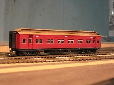 Steam Era VR passenger car 9 AW RTR