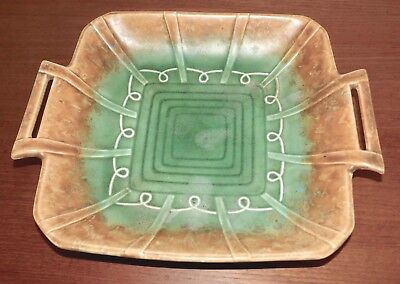 VINTAGE ART DECO SWEETS DISH / NUTS PLATE BESWICK DESIGN 359 by SYMCOX (1935)