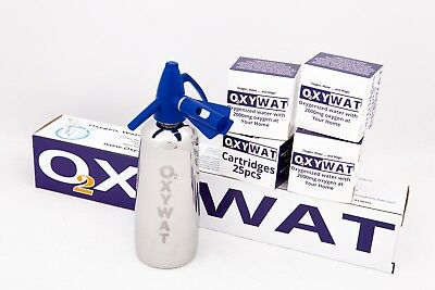 OxyWat Set - Sport Oxygen - Boost up your Athletic Performance - 10% More Power