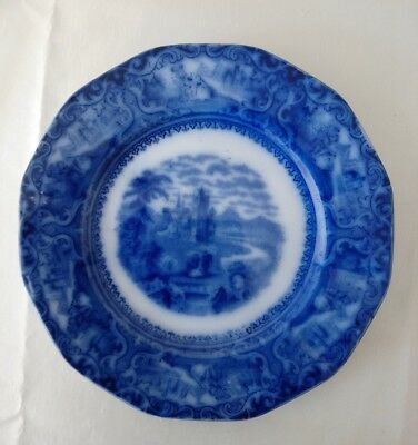 Royal Staffordshire Antique plate