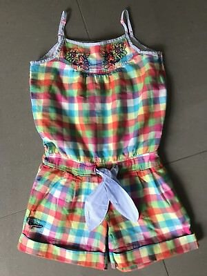 Catimini playsuit Aged 10 worn twice excellent condition