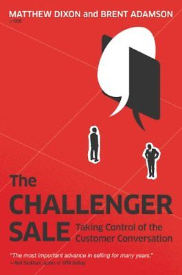 The Challenger Sale - Paperback Book