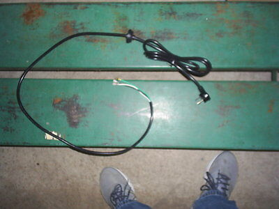 New USI Vending machine POWER CABLE W/GROMMET fits more other  machines cord