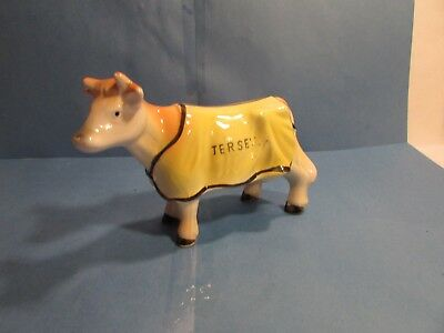 """Wonderful Vintage Jersey Cow Found In England 5"""" Long"""