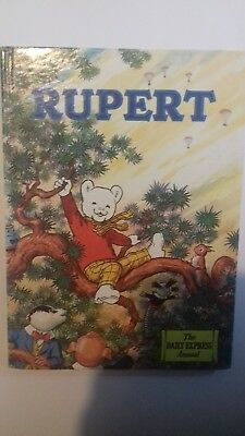 Rupert annual 1973 vintage collectable Excellent condition book unclipped