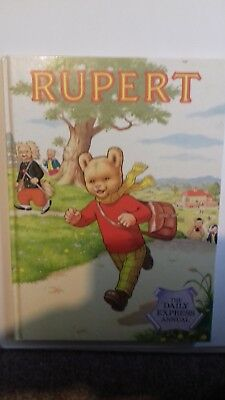 Rupert annual 1984 vintage collectable Excellent condition book unclipped