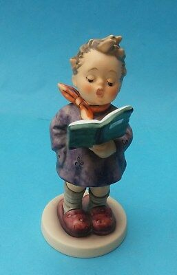BOXED HUMMEL THE POET FIGURINE - No. HUM 397