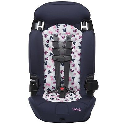 Baby Safety Convertible Car Seat 2in1 Toddler Kids Travel Chair Booster Highback
