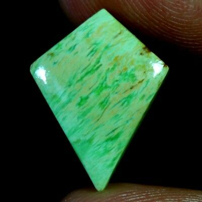 06.55Ct 100% Natural Variscite Turquoise Fancy Cabochon Quality Loose Gemstones