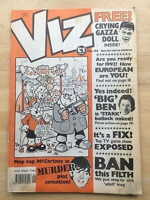 Viz Comic Issue No. 44