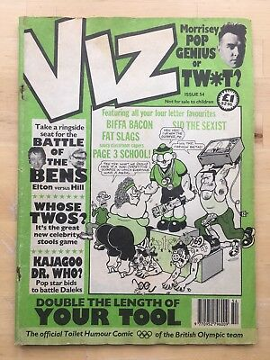 Viz Comic Issue No. 54