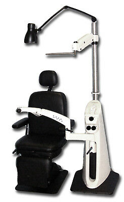 Topcon IS2000 Ophthalmic Stand w/ Topcon OC1800 Ophthalmic Chair