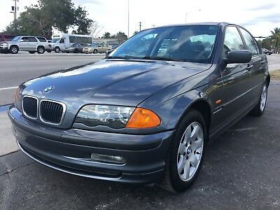 2001 BMW 3-Series  2001 BMW 3 Series 325xi AWD 4dr Sedan 2.5L I6 Automatic Florida Vechicle!