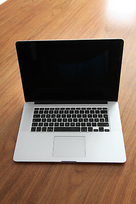 Apple MacBook Pro A1398 39,1 cm (15,4 Zoll) Laptop - MJLT2D/A (Mai, 2015,...
