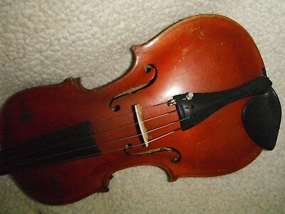 """Old,Antique, Full-size """"Stainer"""" Violin. Playable!"""