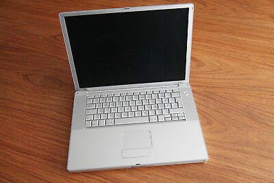 Apple PowerBook A1106 38,6 cm (15,2 Zoll) Laptop - M9676D/A (Januar, 2005)