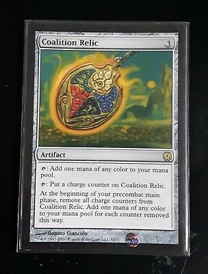 Magic the Gathering MTG Coaltion Relic