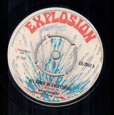 Lloyd Charmers - All Kinds Of Everything - Explosion UK Reggae Single