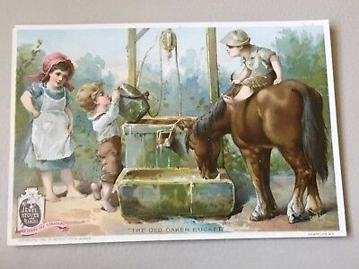 Vintage Victorian Advertising Trade Card Jewel Stoves And Ranges 1892